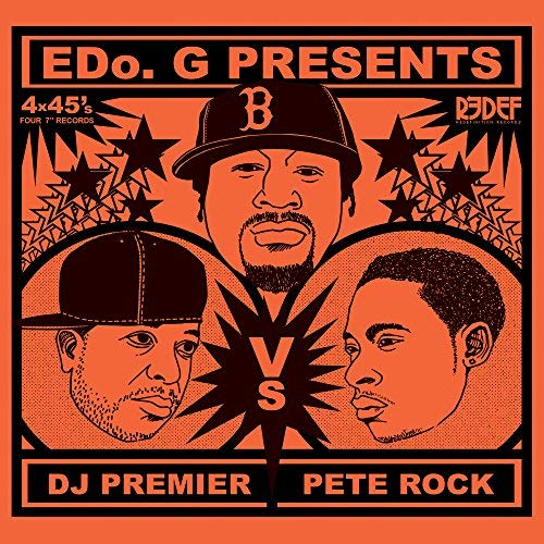 Edo G Pete Rock Vs. Dj Premier 4x45 Set .