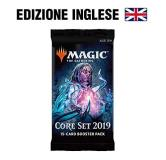 Magic The Gathering Cards Core Set 2019 Booster Pack
