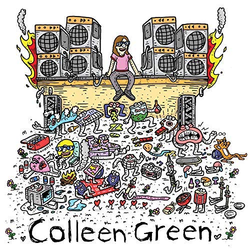 Colleen Green Casey's Tape Harmontown Loops