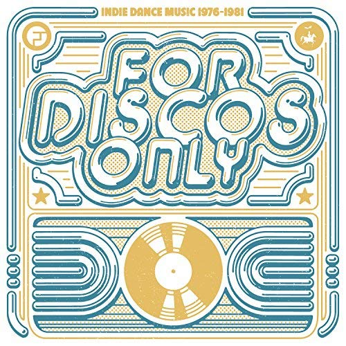For Discos Only Indie Dance Music From Fantasy & Vanguard Records (1976 1981) 5 Lp