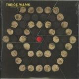 Thrice Palms (red W Black Smoke Vinyl) Indie Exclusive Red With Black Smoke Vinyl Ltd To 500 Copies