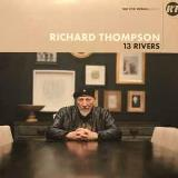 Richard Thompson 13 Rivers Indie Only Cream & Black Color Vinyl