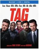 Tag Renner Helms Johnson Wallis Buress Fisher Jones Hamm Bibb Blu Ray DVD Dc R