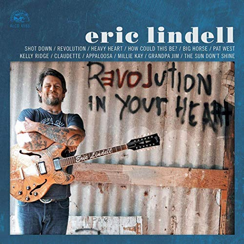 Eric Lindell Revolution In Your Heart .