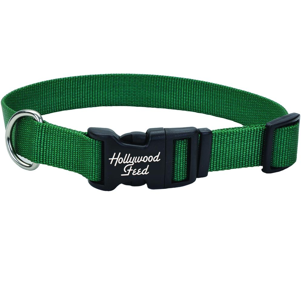 hollywood-feed-snap-collar-hunter-green