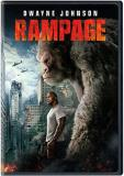 Rampage Johnson Harris Morgan DVD Pg13