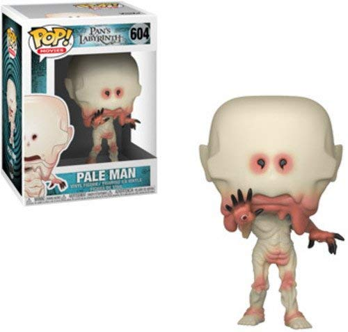 Pop Pan's Labyrinth Pale Man
