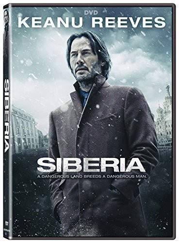 Siberia Reeves Gulyarin St. George DVD R
