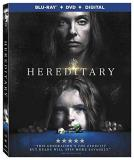 Hereditary Collette Shapiro Byrne Blu Ray DVD Dc R