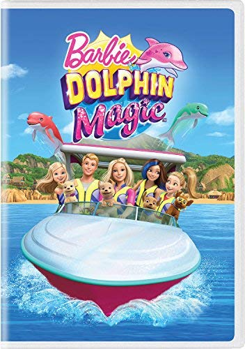 Barbie Dolphin Magic DVD