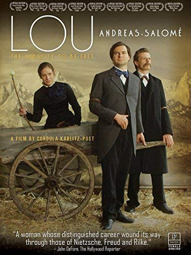 Lou Andreas Salome The Audacity To Be Free Lou Andreas Salome The Audacity To Be Free DVD Nr