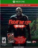 Xbox One Friday The 13th The Game Ultimate Slasher Edition