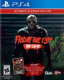 Ps4 Friday The 13th The Game Ultimate Slasher Edition