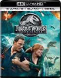 Jurassic World Fallen Kingdom Pratt Howard Goldblum 4khd Pg13