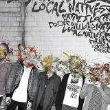 Local Natives Gorilla Manor (pink Vinyl) Ten Bands One Cause