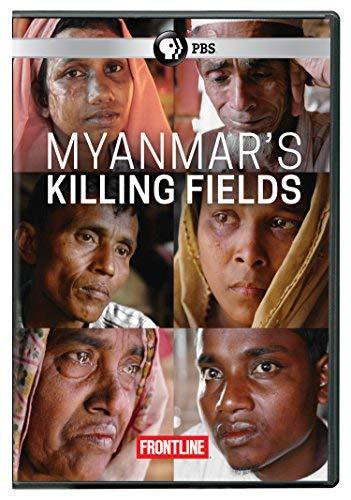 Frontline/Myanmar's Killing Fields@DVD@R