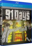 91 Days The Complete Series Blu Ray Dc Nr