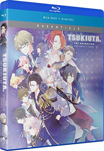 Tsukiuta The Animation The Complete Series Blu Ray Dc Nr