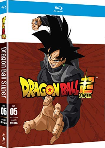 Dragon Ball Super Part 5 Blu Ray