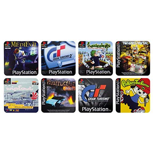 Coaster Set Playstation Game Coasters