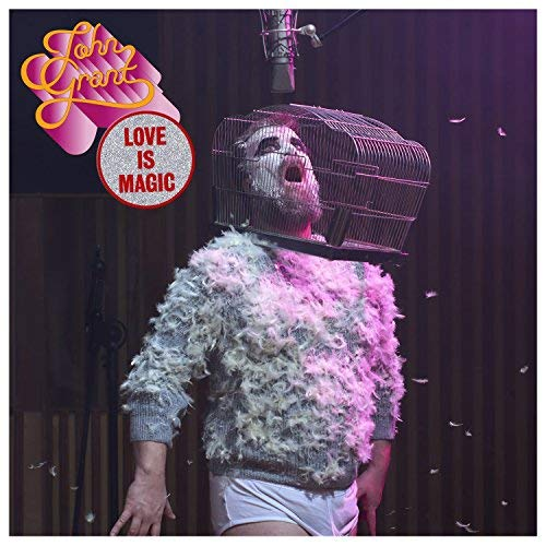 John Grant Love Is Magic (deluxe Clear Vinyl) Deluxe Clear Vinyl 2lp