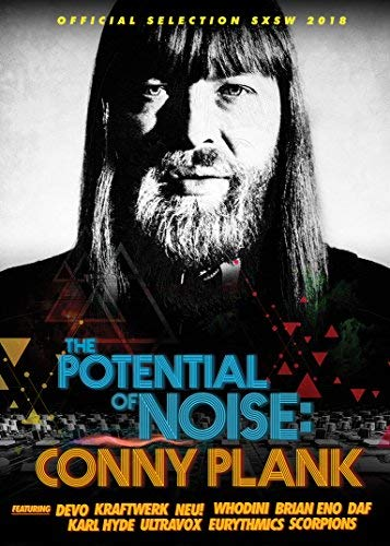 Conny Plank The Potential Of Noise Conny Plank The Potential Of Noise DVD Nr