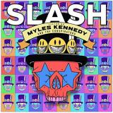 Slash Living The Dream (featuring Myles Kennedy & The Conspirators)