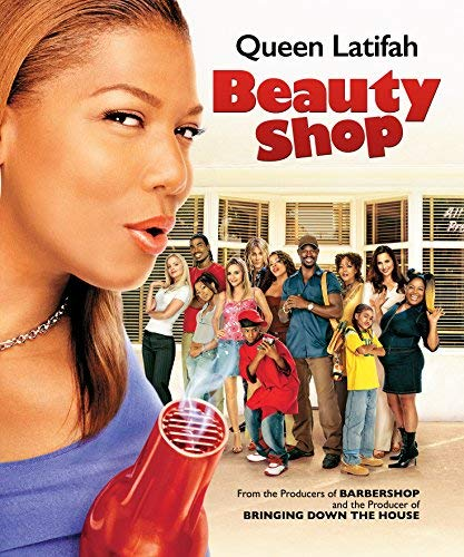 Beauty Shop Latifah Silverstone Macdowell Blu Ray Pg13