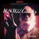 Wild Wild Country Score (tri Colred Vinyl Two Outer Stripes Of Maroon) Brocker Way Netflix Brocker Way