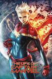 Margaret Stohl The Life Of Captain Marvel
