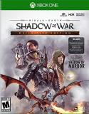 Xbox One Middle Earth Shadow Of War Definitive Edition