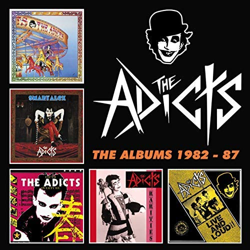 Adicts Albums 1982 1987
