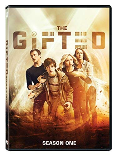 Gifted Season 1 DVD