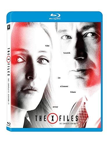X Files Season 11 Blu Ray Nr