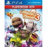 Ps4 Little Big Planet 3 (greatest Hits)