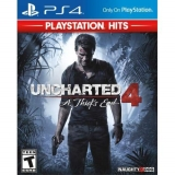 Ps4 Uncharted 4 A Thief's End (greatest Hits)