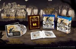 Ps4 Liar Princess & The Blind Prince Storybook Edition