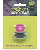 Ernie Ball Pick Buddy Adhesive Free Guitar Pick Holder