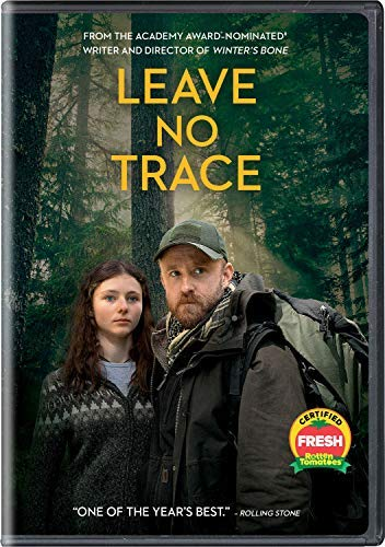 Leave No Trace Foster Mckenzie DVD R