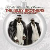 Isley Brothers I'll Be Home For Christmas Red Vinyl