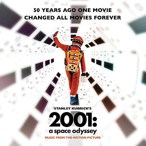 2001 A Space Odyssey Music From The Motion Picture
