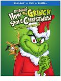 How The Grinch Stole Christmas (1966) Karloff Blu Ray