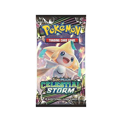 Pokemon Cards Sun & Moon Celestial Storm Booster Pack