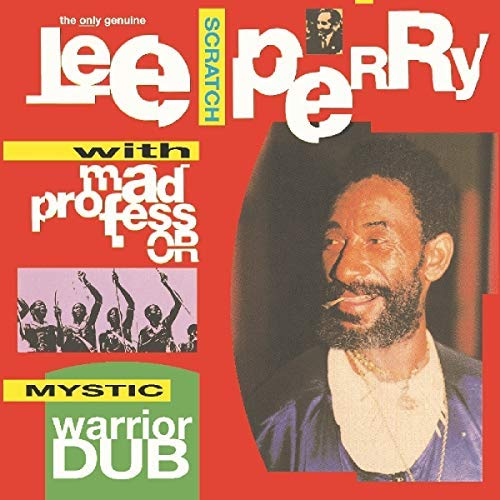 "Lee ""scratch"" Perry Mystic Warrior Dub"