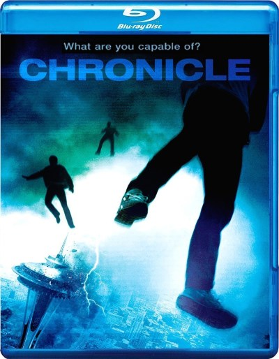 Chronicle Dehaan Russell Jordan Blu Ray