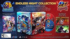 Ps4 Persona Dancing Endless Night Collection