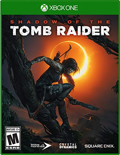 Xbox One Tomb Raider Shadow Of The Tomb Raider