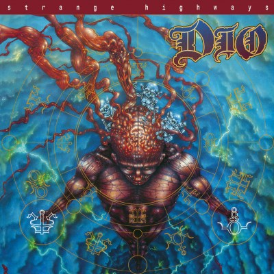 Dio Strange Highways (purple Vinyl) Remastered Rocktober 2018 Exclusive