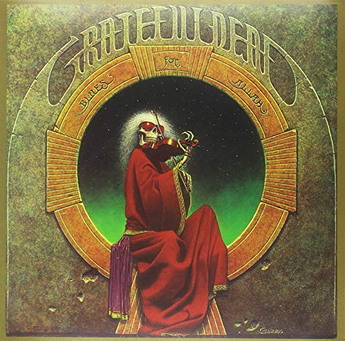 Grateful Dead Blues For Allah Rocktober 2018 Exclusive