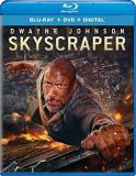 Skyscraper Johnson Campbell Han Blu Ray DVD Dc Pg13